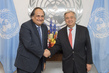 Secretary-General Meets President of Human Rights Council 2.8369534