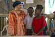Deputy Secretary-General, UN Envoy Visit Haiti 10.018469