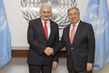 Secretary General Meets Prime Minister of Turkey 1.0
