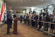 Secretary-General Speaks to Press about Trip to Asia and Europe 0.6556266