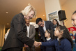 Launch of Interactive Space for Children at UNHQ 1.0