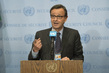 Security Council President Speaks to Press on Darfur Mission 0.6556266