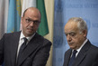 Italian Foreign Minister Addresses Press on Libya 0.6553902