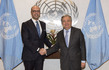 Secretary-General Meets Foreign Minister of Italy 2.83706