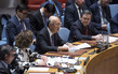 Security Council Meets on the Situation in the Middle East