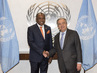 Secretary-General meets Minister for External Relations of the Republic of Angola