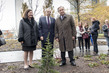 Planting Ceremony for Tree Gifted by Lebanon to United Nations