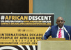 Event at UNOG on International Decade For People of African Descent 4.2668147