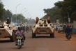 MINUSCA Peacekeepers Patrol Streets of Bangui 4.7750854