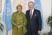 Deputy Secretary-General Meets Former Deputy Secretary-General 7.210821