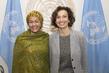 Deputy Secretary-General meets Director-General, UNESCO. 7.210821