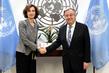 Secretary-General Meets Director-General of UNESCO 2.837885