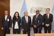Secretary-General Meets Presidents of Executive Boards 7.2253942