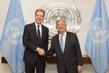Secretary-General Meets President of World Economic Forum 2.837885