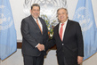 Secretary General Meets Prime Minister of Saint Vincent and the Grenadines 2.8393319