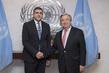 Secretary-General Meets Head of World Tourism Organization 2.837885