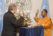 New Deputy Head of Peacekeeping Operations Sworn In 2.8393474