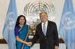 Secretary-General Meets Deputy Executive Director of UN Women 2.8396316