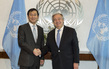 Secretary-General Meets President of International Tribunal for Law of the Sea 2.8391407