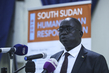 South Sudan Agencies Appeal for Humanitarian Aid