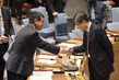 Security Council Meets on Non-proliferation by DPRK 4.055256