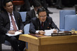 Security Council Meets on Non-proliferation by DPRK