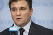 Foreign Minister of Ukraine Addresses Press 4.055256