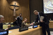 Trusteeship Council Elected New President and Vice-President 0.14267498