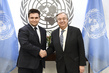 Secretary-General Meets Foreign Minister of Ukraine 2.8396316