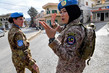 UNIFIL Female Assessment/Analysis Support Team (FAST) Patrols in Rmeish 4.7933397