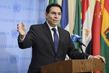 Permanent Representative of Israel Briefs Press