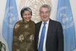 Deputy Secretary-General Meets Former President of Austria 7.2239566