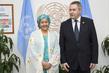 Deputy Secretary-General Meets Deputy Prime Minister of Slovenia 7.2239566