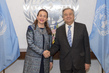 Secretary-General Meets Minister for Foreign Affairs and Human Mobility of Ecuador 1.0