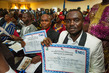 Official Election Certification Ceremony in Liberia 4.7833557