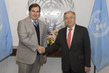 Secretary-General Meets President of Brazilian Chamber of Deputies 1.0