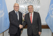 Secretary-General Meets Director of European Public Law Organization