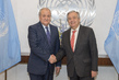 Secretary-General Meets Foreign Minister of Uzbekistan