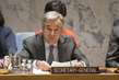 Security Council Meets on Non-proliferation of Weapons of Mass Destruction