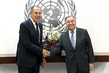 Secretary-General Meets Foreign Minister of Russian Federation