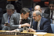 Security Council Meeting on Maintenance of International Peace and Security
