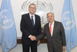 Secretary-General Meets Chairman, Global High-Level Panel on Water and Peace 2.8403358