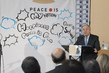 "Secretary-General Addresses ""Peace is…"" Event"