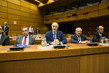 Day One of Special Meeting on Syria in Vienna 4.6037326