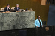 Permanent Representative of Rwanda Addresses General Assembly 3.2259054