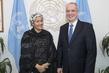 Deputy Secretary-General Meets Deputy Foreign Minister of Belarus 7.2245708