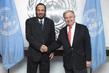 Secretary-General Meets Adviser in Al-Diwan Al-Amiri of Kuwait, Chair of IICO 2.8405547