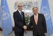 Secretary-General Meets Secretary General of INTERPOL 2.8405547