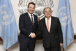 Secretary-General Meets Foreign Minister of Iceland 2.8405547