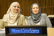 Third Commemoration of International Day of Women and Girls in Science Forum 4.2667813